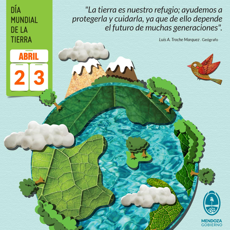 Día de la Tierra - Mendoza