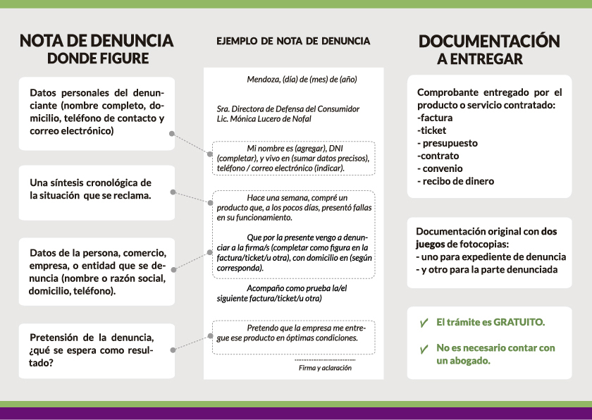 diptico requisitos denuncia K gris FyD