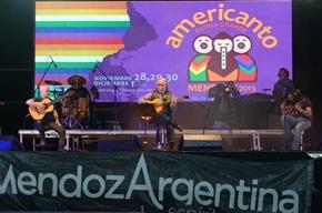 jornada de cierre del Americanto Patria Grande 2013