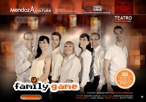 AFICHE FINAL family game