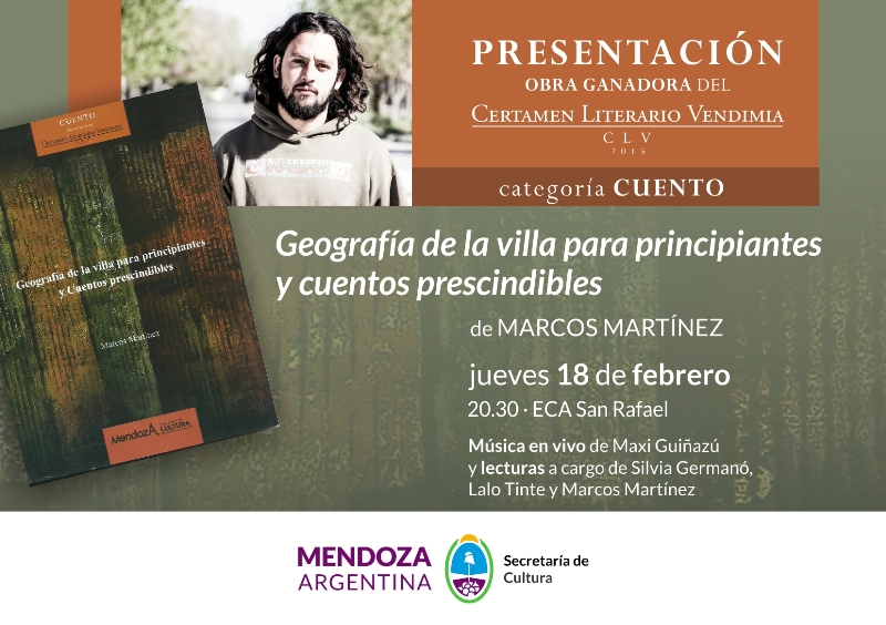 flyer presentación cuento2015