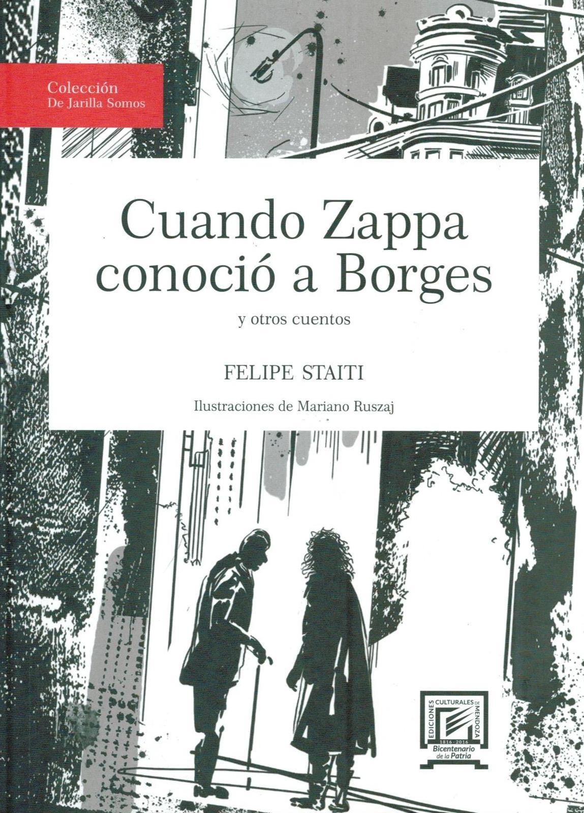 Tapa Cuando Zappa conoció a Borges