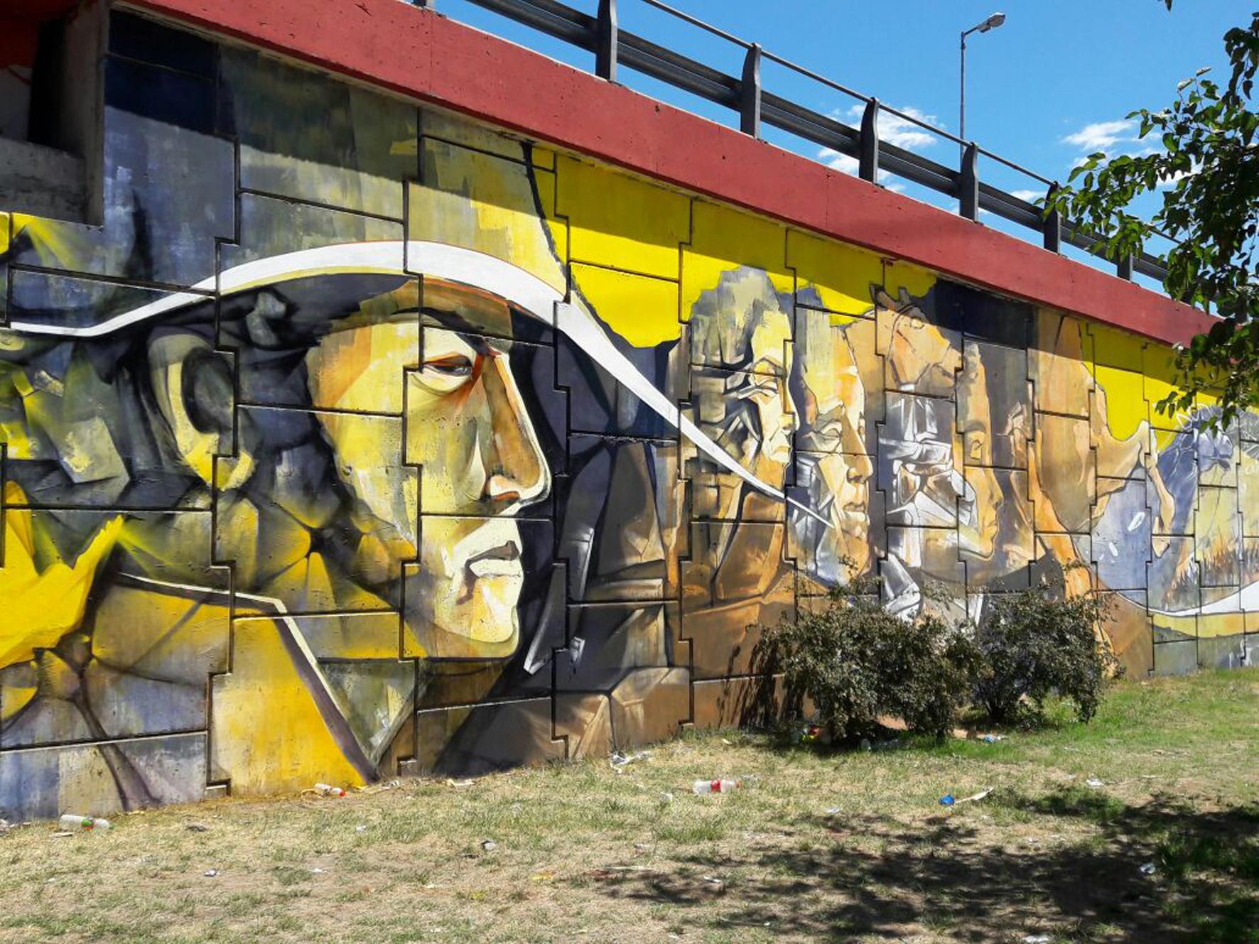 mural bicentenario