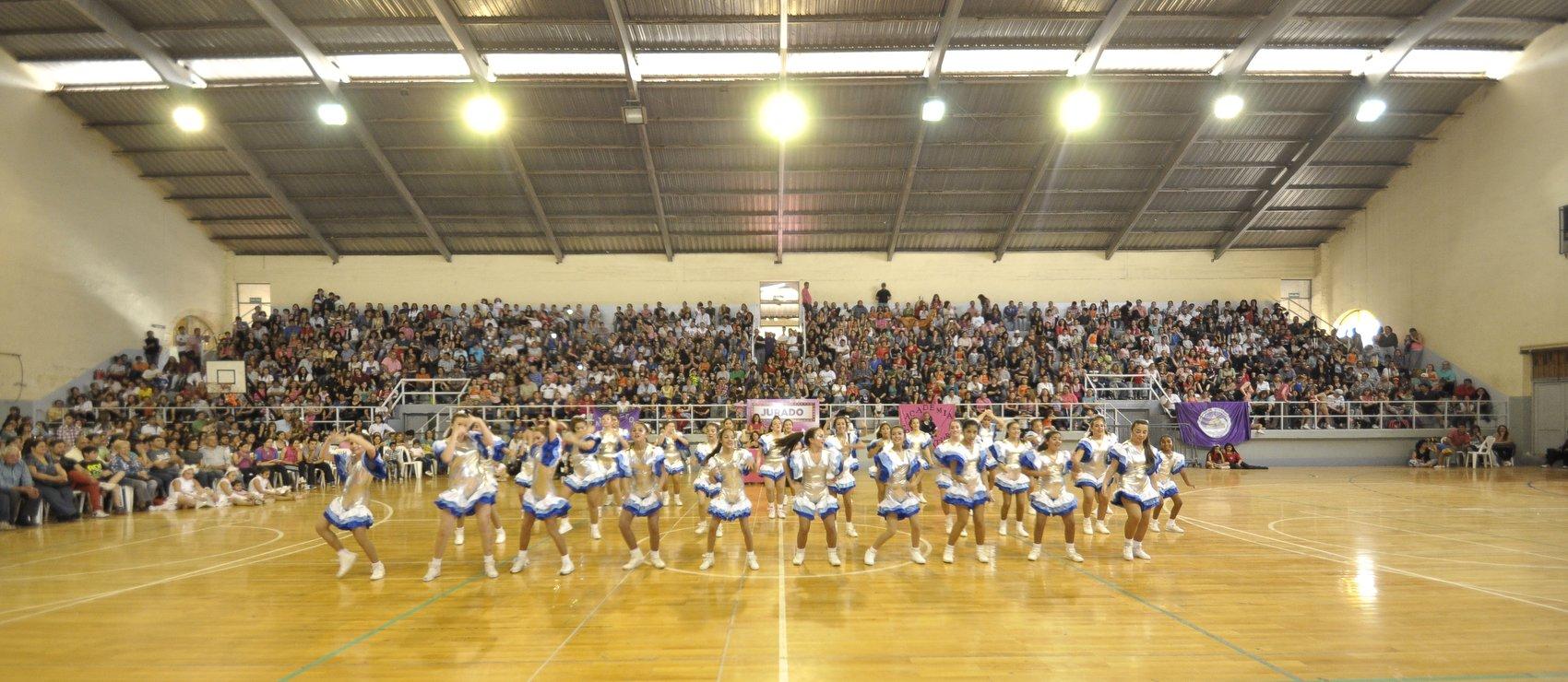 Torneo Provincial de Danzas y Aérobicas