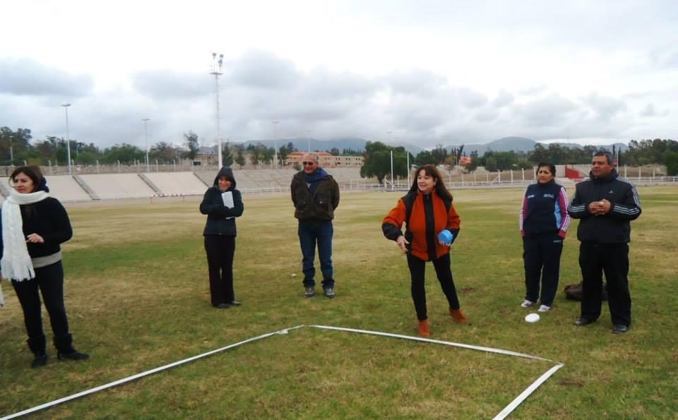 Programa Provincial de Voluntariado Deportivo 4