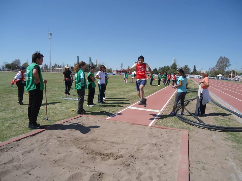 Programa Provincial de Voluntariado Deportivo 5