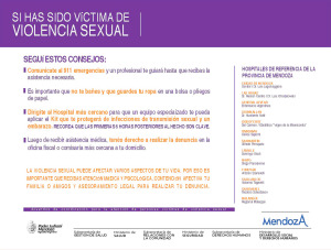 Afiche víctimas