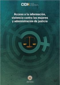 Tapa Libro Acceso a la informacion