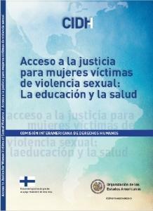 Tapa Libro Acceso a la justicia