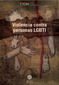 Tapa Libro Violencia LGBTI