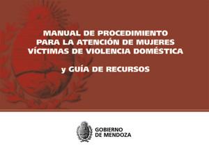 Tapa manual violencia REDUCIDA
