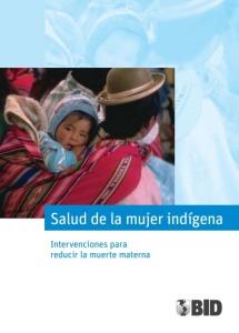 Tapa Salud de la mujer indigena