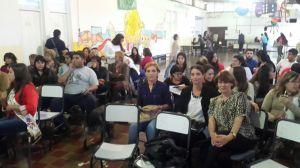 Alejandra Dutrá y Verónica Pyñol estuvieron presentes