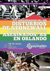 ORGULLO GAY - Guaymallén