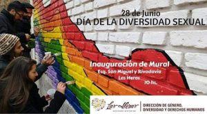 Orgullo Gay - Las Heras