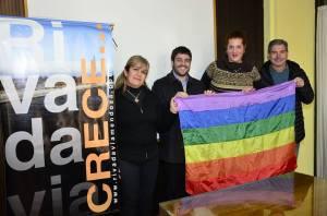 Orgullo gay - Rivadavia