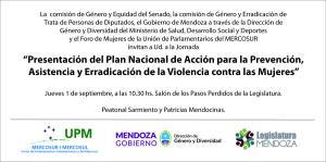 Invitación Plan Nacional