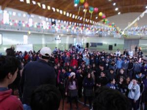 Noviazgo en Tupungato