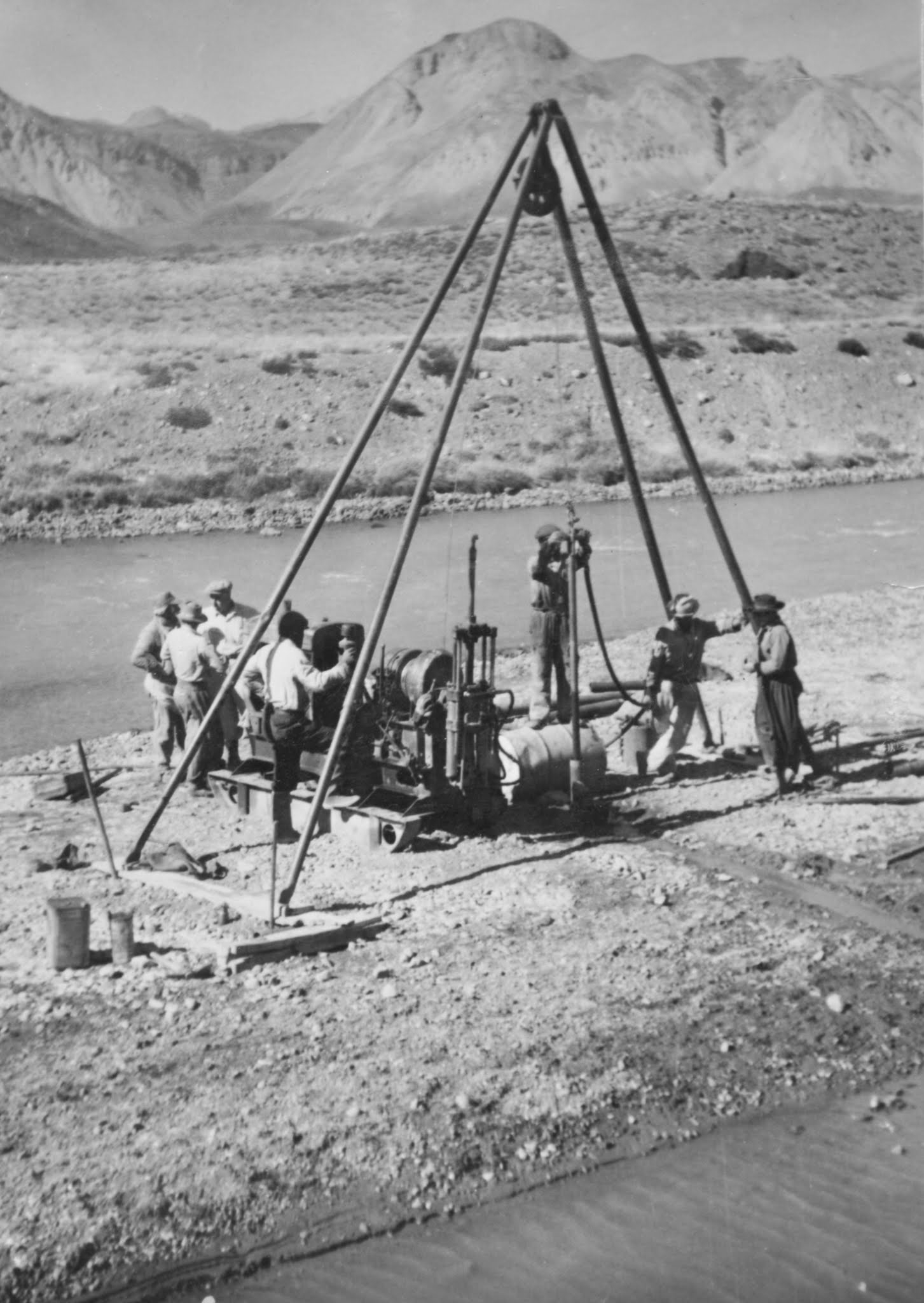 irrigacion historia