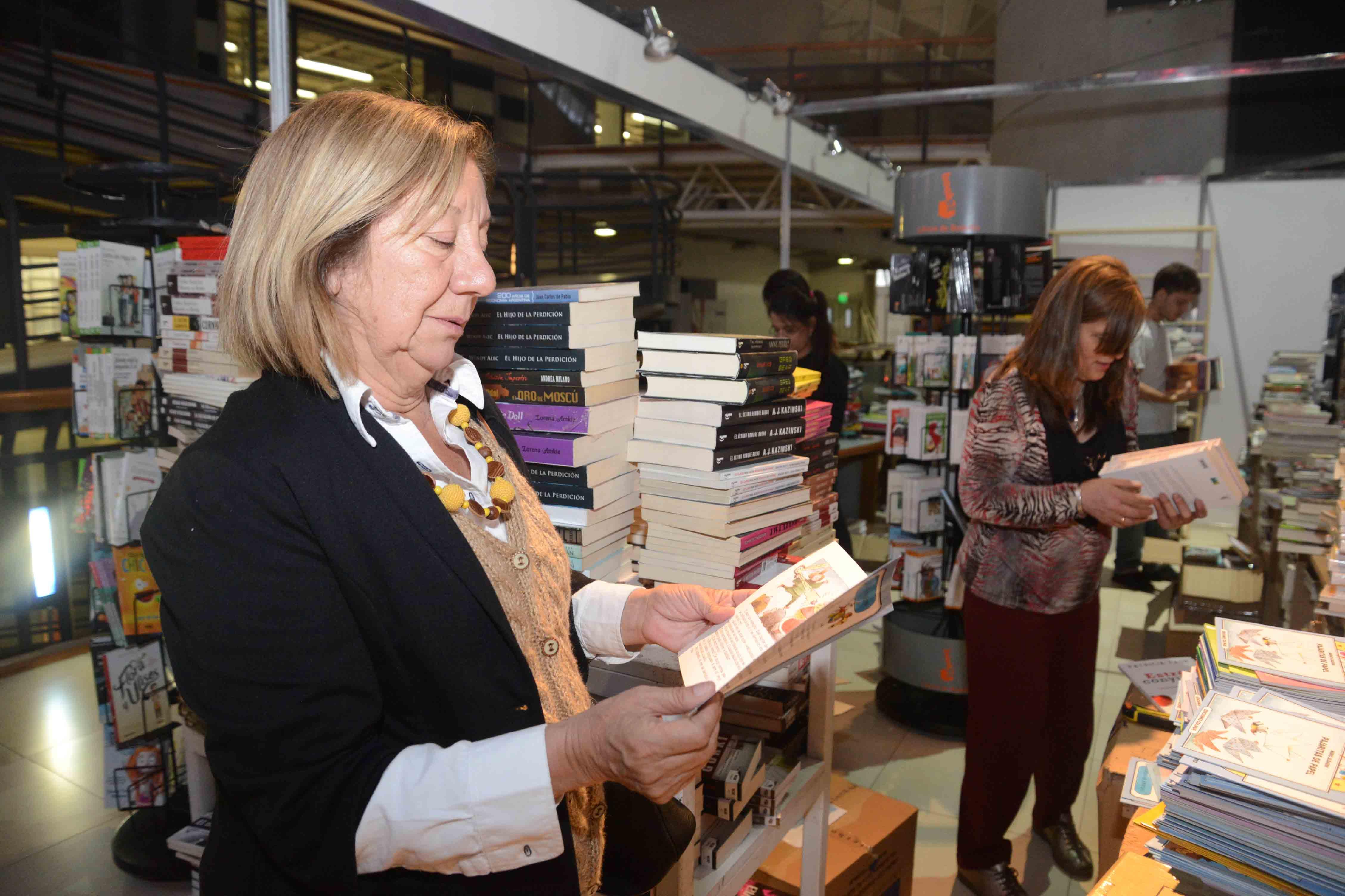 Ministerio de cultura - Conferencia de prensa Feria del Libro