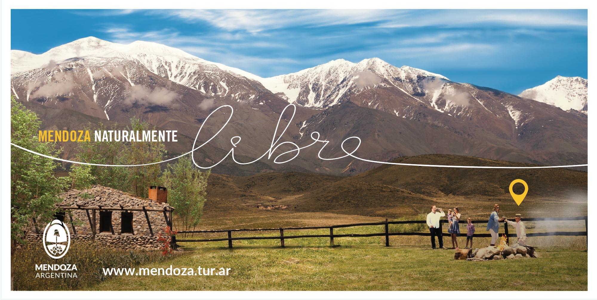 Mendoza se promociona con la gesta sanmartiniana for Espejo 70 mendoza