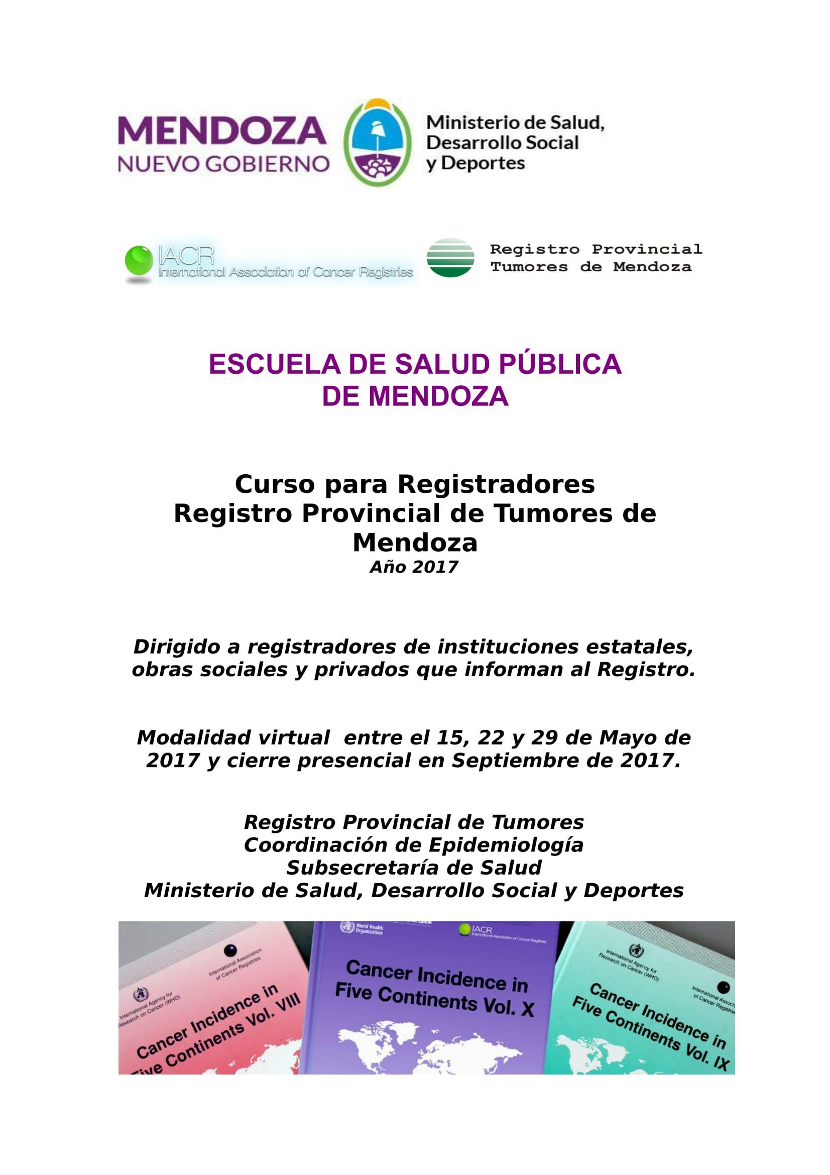 Curso para Registradores Cartel 3-1