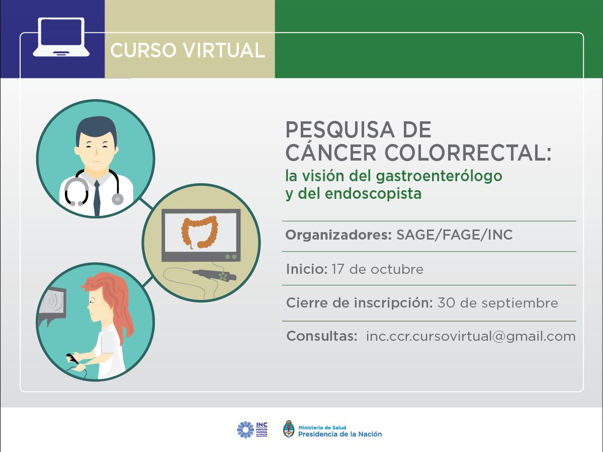Imagen pesquisa cancer colorectal