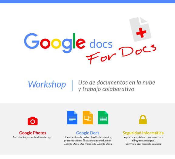 Google Docs for Docs