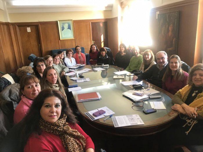 Comisión Provincial de Capacitación Docencia e Investigación