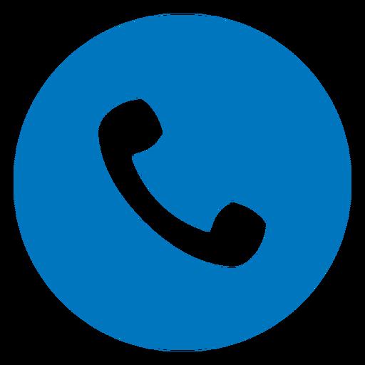 Esta imagen tiene un atributo alt vacío; el nombre del archivo es f207045d96c258fed664305f0ac2c5bd-icono-azul-del-auricular-del-tel-fono-by-vexels.png