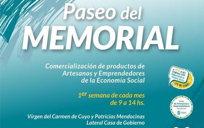 economía social - paseo memorial de la bandera