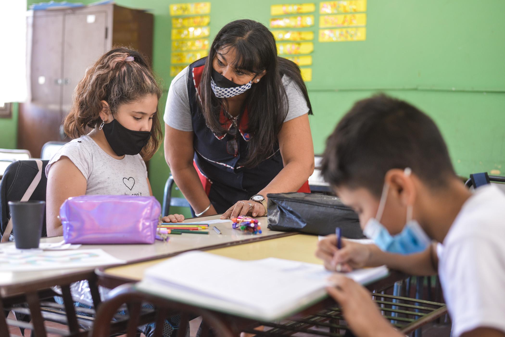 El 1 de marzo comienzan las clases presenciales en todos los niveles y  modalidades : Prensa Gobierno de Mendoza
