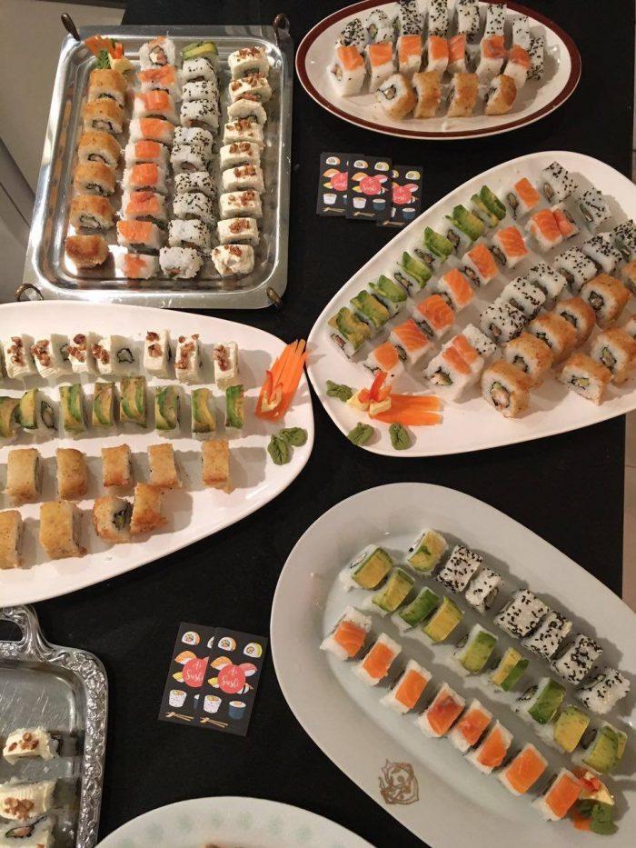 La historia del emprendedor que llegó para hacer comida japonesa