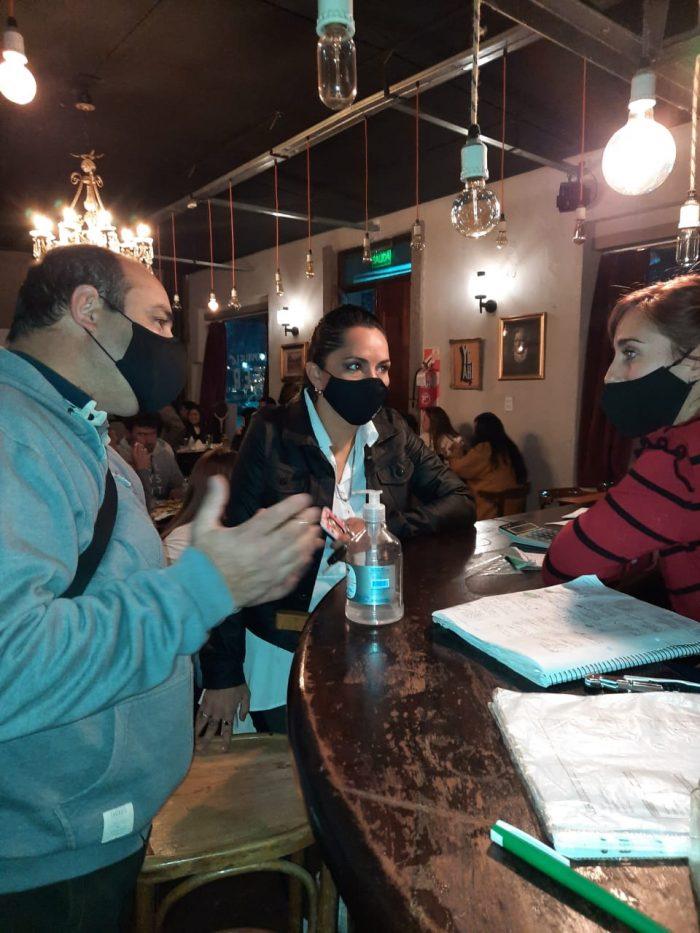 Trabajo inspeccionó comercios gastronómicos de Tunuyán