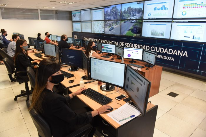 Bajaron los delitos en el Gran Mendoza en tiempo de pandemia