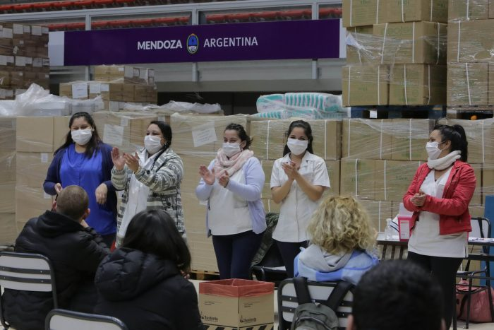 Más de 35.000 docentes han sido vacunados en Mendoza