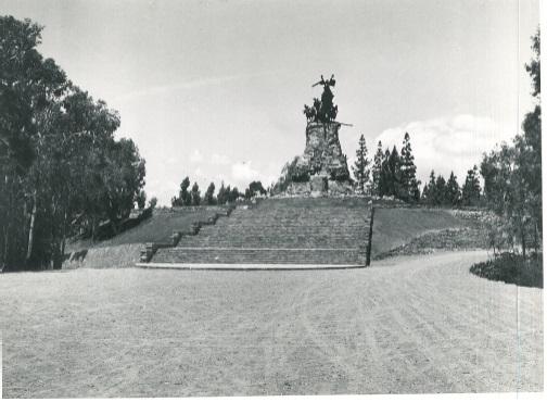La historia arquitectónica del Parque General San Martín
