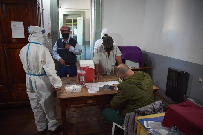 General Alvear: vacunan en barrios, parajes y distritos