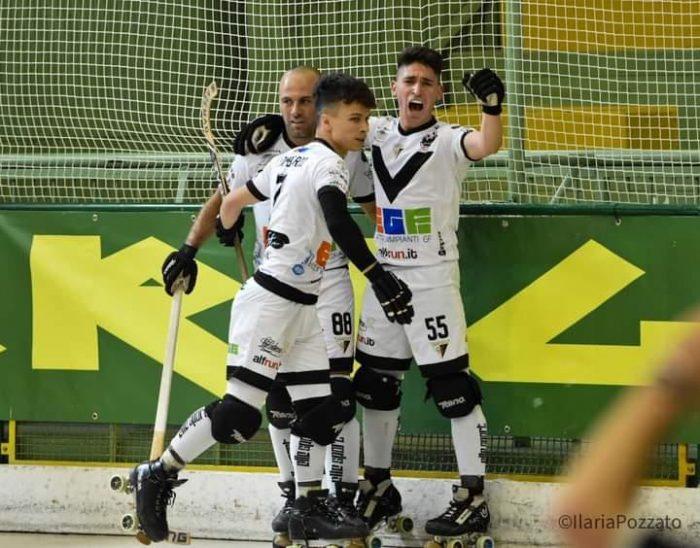Nicolás Ojeda y una excelente temporada en Italia