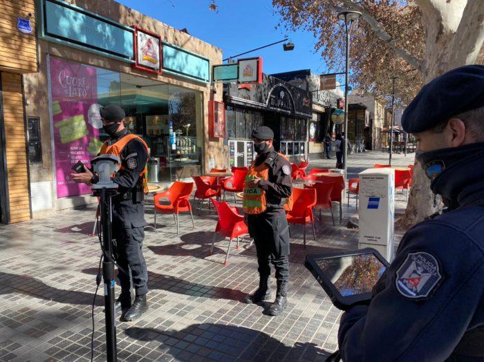 Más de 2 mil actas viales en los operativos por el Día del Amigo