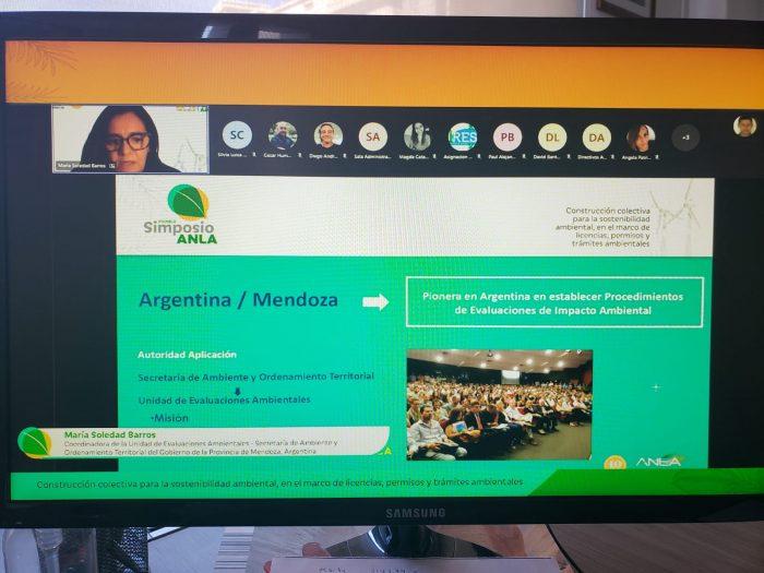 Mendoza es pionera en evaluaciones de impacto ambiental