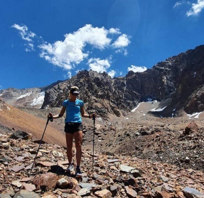 María Silvina Pérez correrá la Ultra Trail del Mont-Blanc