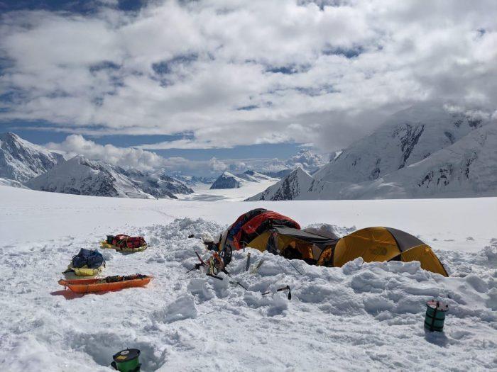 Manuel Stahringer y su pasión por alcanzar la cumbre de los cerros más altos del mundo