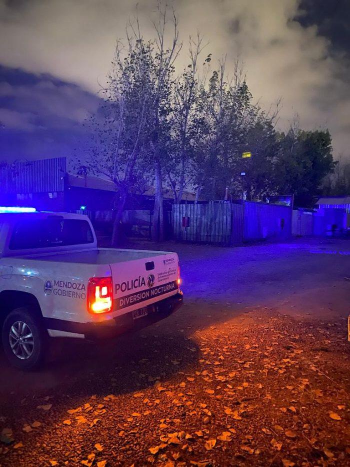 Continúan desactivando fiestas clandestinas en Mendoza
