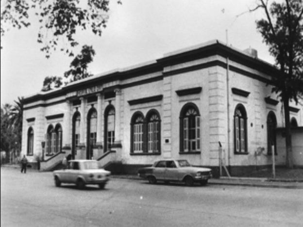 La historia del Hospital Emilio Civit, sitio patrimonial donde se proyecta el espacio cultural Quino