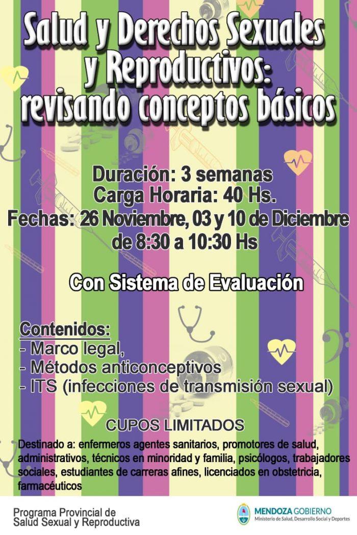 Campus Virtual de Capacitación del Ministerio de Salud de Mendoza